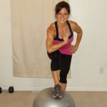Stability Ball Exercises For The Lower Body