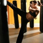 Home Kickboxing Workout